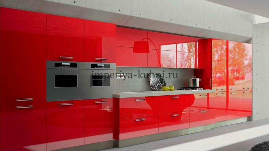 Красный глянец от 8500 р.п/м