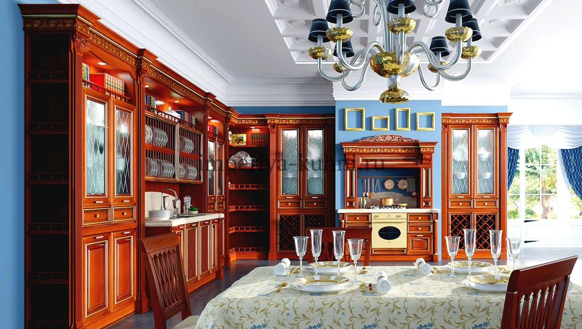 Кухни из Массива Италии